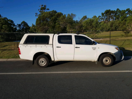 2006 Hilux Workmate