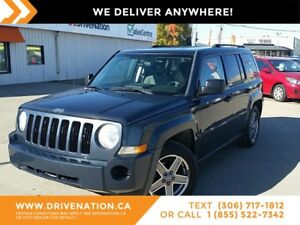 2007 Jeep Patriot Sport/North GOOD ON GAS***LOTS OF ROOM