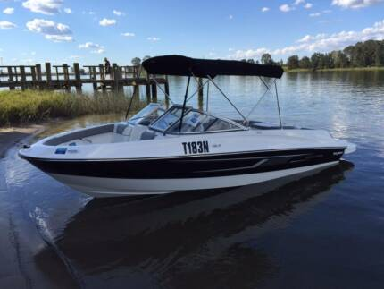 NEW Bayliner 185BR Bowrider with 220hp Mercruiser Grafton Clarence Valley Preview
