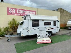 2008 JAYCO STERLING POP TOP Klemzig Port Adelaide Area Preview