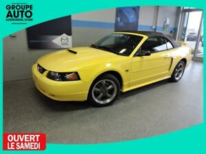 2003 Ford Mustang GT DÉCAPOTABLE CUIR LOW MILEAGE