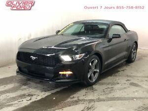 2017 Ford Mustang V6 3.5L CONVERTIBLE  AUTO BLUETHOOT MAGS