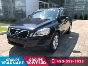 2012 Volvo XC60 V6 3.2L AWD CUIR TOIT OUVRANT NO DAMAGE