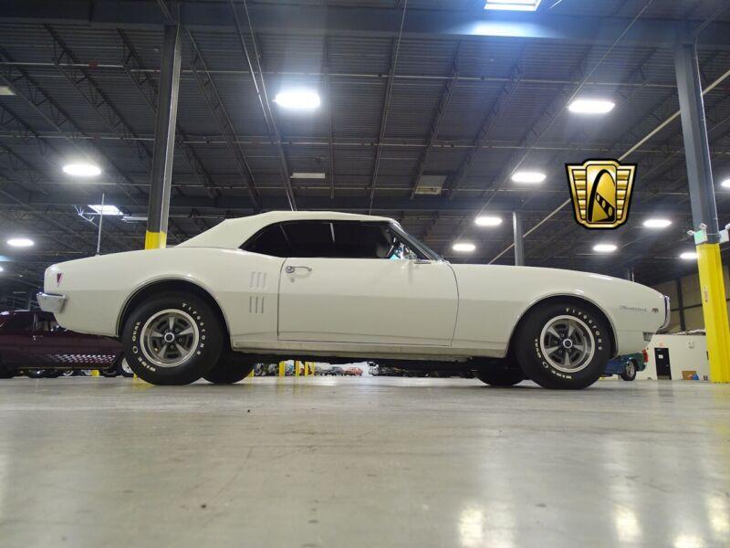 Image 12 Voiture American classic Pontiac Firebird 1968