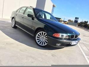 2000 BMW 5 Series - Inc New RWC, Rego & 12 month warranty Footscray Maribyrnong Area Preview