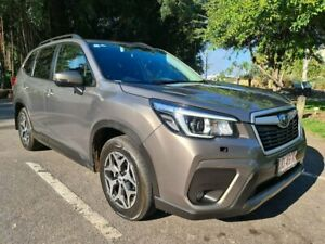 2019 Subaru Forester S5 MY19 2.5i CVT AWD Bronze 7 Speed Constant Variable Wagon Stuart Park Darwin City Preview
