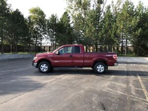 2013 Ford F-150 XLT EXT CAB 4X4