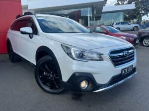 2018 Subaru Outback B6A MY18 2.5i CVT AWD Premium White 7 Speed Constant Variable Wagon Traralgon Latrobe Valley Preview