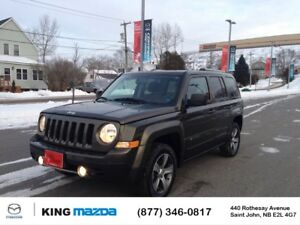 2016 Jeep Patriot High Altitude $137 B/W...LEATHER...HEATED SEAT