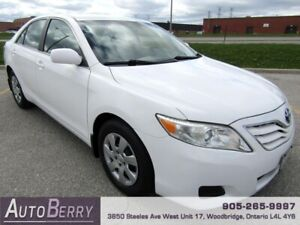 2010 Toyota Camry LE ***CERTIFIED NO ACCIDENT*** $7,499