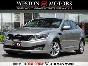 2012 Kia Optima EX*REV CAM*BTOOTH*LEATHER*PAN SUNROOF!!*