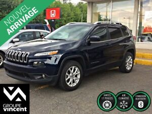 2015 Jeep Cherokee North  4X4 **GARANTIE 10 ANS**