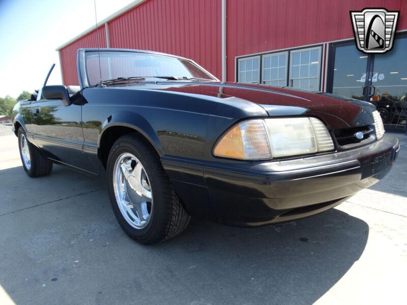 Image 10 Coche Americano de época Ford Mustang 1989