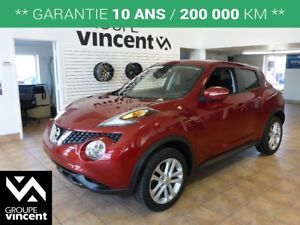 2015 Nissan Juke SV**GARANTIE 10 ANS**