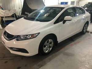 2015 Honda Civic Sedan LX BAS KILOMETRAGE