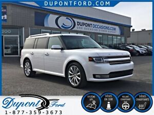 2017 Ford FLEX AWD Limited - ECOBOOST-JAMAIS ACCIDENTÉ-PDSF$57.3