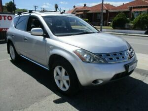 2008 Nissan Murano Z50 TI Silver 6 Speed Constant Variable Wagon West Perth Perth City Area Preview
