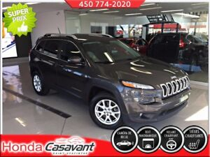 2014 Jeep Cherokee North - TOWING PACK