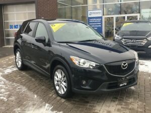 2015 Mazda CX-5 GT NO ACCIDENTS! GT, AWD!