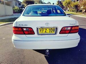 2001 Toyota Avalon Sedan Merrylands Parramatta Area Preview