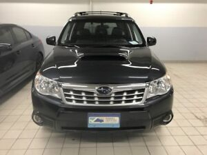 2011 Subaru Forester 2.5 XT Limited