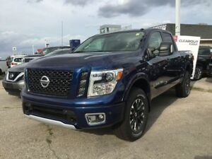 2018 Nissan Titan PRO-4X $369 BiWeekly at 0% OAC over 84 mont...