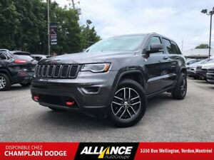 2017 Jeep Grand Cherokee TRAILHAWK CUIR,TOIT PANORAMIQUE,NAVIGAT