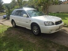 2001 Subaru Outback Auto with 5 months REGO & RWC-URGENT !!! Arundel Gold Coast City Preview