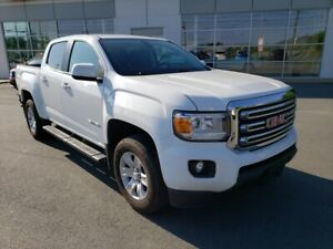 2015 GMC Canyon SLE 2WD. Remote starter.