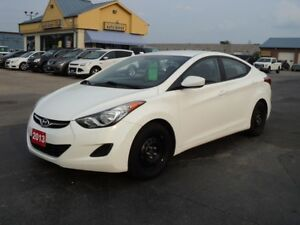 2013 Hyundai Elantra GLS 2.0L 6Speed Manual