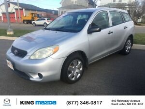2005 Toyota Matrix ONE OWNER! CLEAN CARPROOF! MANUAL** CD Player
