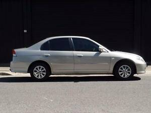 2005 Honda Civic GLi Sedan Mile End South West Torrens Area Preview