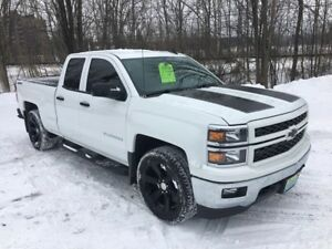 2015 Chevrolet Silverado 1500 LT Only 38955 km Rally Edition