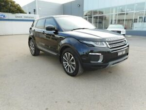 2017 Land Rover Range Rover Evoque L538 MY18 SE Black 9 Speed Sports Automatic Wagon Shepparton East Shepparton City Preview
