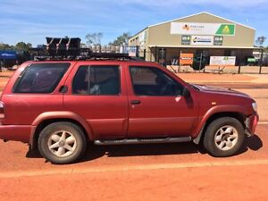 4x4 Backpacker Nissan Pathfinder Perth Perth City Area Preview