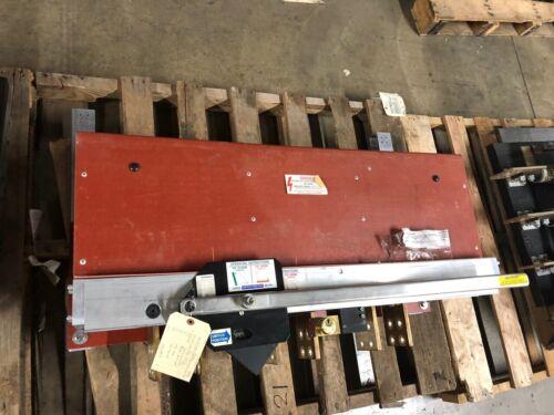 Qa-3033-nf Pringle 3000a 480v Red Non-fused Switch Used E-ok