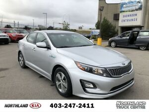 2015 Kia Optima Hybrid LX Hybrid/Backup Cam/Warranty