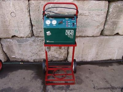 White Industries K-white Refrigerant Recovery System Model 01648 Works Fine