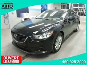 2016 Mazda Mazda6 GS-L GROUPE LUXE CUIR TOIT NAV MAG