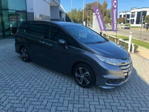 2014 Honda Odyssey RC VTi-L Grey Continuous Variable Wagon Burswood Victoria Park Area Preview