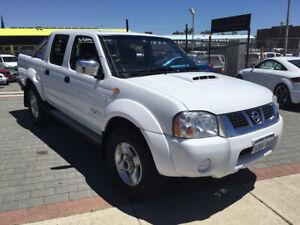 2014 Nissan Navara ST-R (4x4) FREE 15 MONTH WARRANTY  Wangara Wanneroo Area Preview