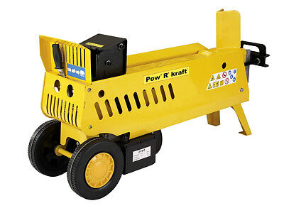 Pow'R'kraft 7-Ton Log Splitter w/ 2-Speed~Power Stroke (PK65575)