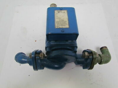 Taco Water Circulation Pump 34npt Flanges