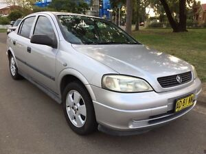 2003 Holden Astra TS CD Manual 4months Rego Low Kms Liverpool Liverpool Area Preview