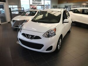 2018 Nissan Micra SV 210$ PER MONTH