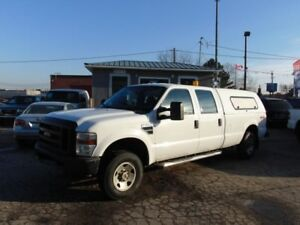 2009 Ford F-250 XL 4X4 CREWCAB|LONG BOX|CLEAN CARPROOF|CERTIFIED