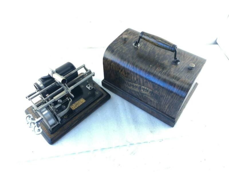 1904 St. Louise Exposition American Graphophone/Columbia QA Cylinder Phonograph