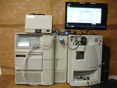 Waters Micromass Zq Lcms 2795 Hplc System 2996 Detector  13144