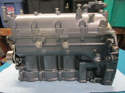 98/99/00 Yamaha 50hp Outboard 4-Stroke Crankcase Engine Block          *Damaged*
