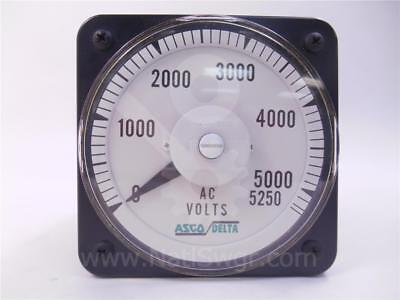 103021pzul7mmw - Yokogawa Ab-40 Ac Volt Meter Sku014702